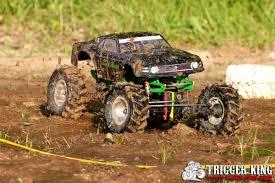 monster truck mud racing mud boss u2013 mega truck trigger king rc u2013 radio controlled monster