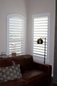48 best awf arched plantation shutters images on pinterest