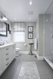 white grey bathroom ideas gray tile floor with white vanity bathroom ideas how they