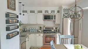 kitchen wall cabinets how high kitchen cabinets how to add height the honeycomb home
