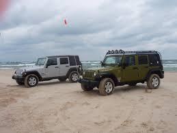 i love my jeep show roof racks