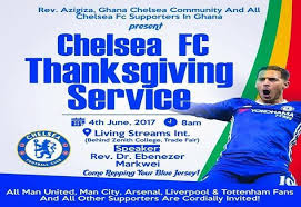 amazing stories around the world ghanaian church holds chelsea