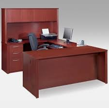 U Shape Desks Furniture Some Advises To Select U Shaped Desk U Shape Office