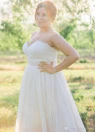 discount simple boho plus size wedding dresses 2017 vestidos de