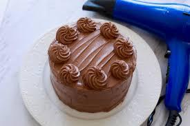 Easy Cake Decorating How to Make Cake Frosting Shiny Gemma s