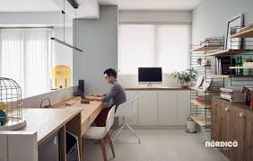 Home Office Desks For Two 36 Inspirational Home Office Workspaces That Feature 2 Person Desks