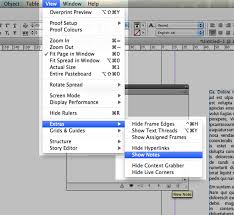 layout view zoom quick tip how to use notes and add comments to indesign cs5 documents