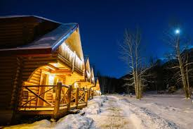 pocahontas cabins in jasper canada mountain park lodges