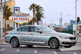 car bmw 2017 cnbc took bmw u0027s new self driving car out for a spin here u0027s what