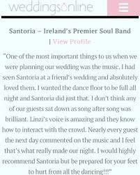 santoria wedding band santoria band neo soul
