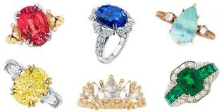 traditional engagement rings 50 alternative and non diamond engagement rings