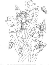 charming design amy brown coloring book 25 fairy coloring