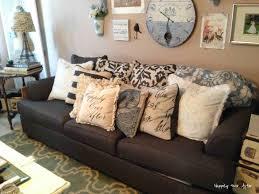 large sofa pillows interior u0026 decoration home decoration with large couch pillows
