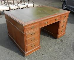 Desks Office by Antique Office Furniture Uk Antique Desks Antique Pedestal Desk