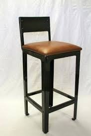 stainless steel bar stools with backs industrial bar stools with back industrial bar stool with backrest