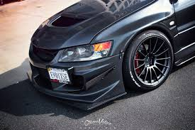 mitsubishi evolution 9 mitsubishi evolution 9 on enkei rso5rr wheels photos by danny