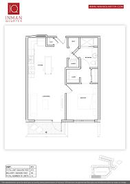 50 Sq Ft Bathroom by Luxury Apartments Atlanta Inman Quarter Inman Quarter