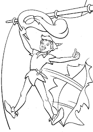 42 peter pan coloring pages images peter