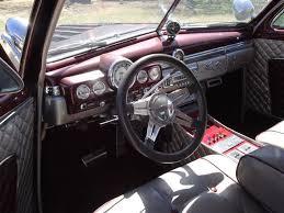Diamond Tuck Interior 1949 Mercury Coupe Custom For Sale Average Guy U0027s Car Restoration