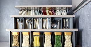 best way to organize dishes in kitchen cabinets genius ways to organize your kitchen using dollar store