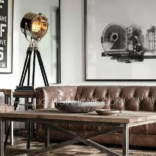 nautical style table ls nautical floor ls studio tripod metal electroplated