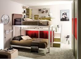 Bedroom  Space Saving Bunk Bed Ideas For Teenage Girls Bedroom - Fancy bunk beds
