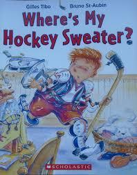 where s my hockey sweater aslrapp