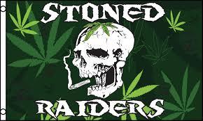 Raiders American Flag Rastafari Movement Flags