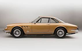 ferrari gold gold 1966 ferrari 330 gtc for auction by rm sotheby u0027s insidehook