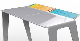 Miller Table Desk Redesign Phelan Miller U0027s Two Person Interactive