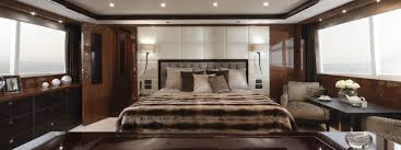 Yacht Bedroom by Get Inside This Luxury Yachts With Gorgeous Interiors