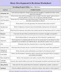 worksheets for writers jami gold paranormal author