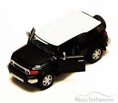 fj cruiser car toyota fj cruiser suv black kinsmart 5343d 1 36 scale diecast