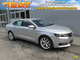 nissan impala 2015 2015 silver ice metallic chevrolet impala ltz 96911235 photo 14