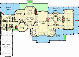 Storybook Floor Plans Majestic Storybook Castle Home Plan 12270jl Architectural