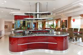 red kitchen islands fine kitchen island fish tank the original million dollar rooms