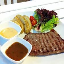 cuisine steak 8 ร านสเต ก น มละม นล นก บความอร อยเด ด ในราคาเบาๆ ลาดพร าว ryoii