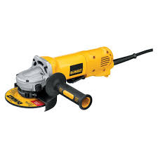 dewalt 10 amp 4 1 2 in small angle grinder d28402w the home depot