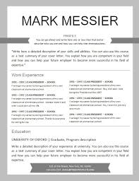 Personal Background Resume Sample by Resume Examples 10 Best Ever Pictures And Images As Examples Of