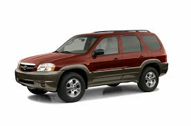 2004 mazda tribute new car test drive