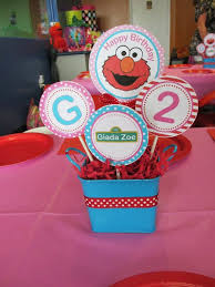 Elmo Centerpieces Ideas by 54 Best Lilly U0027s Bday Images On Pinterest Birthday Party Ideas