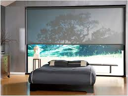roller blinds for large windows window treatments design ideas