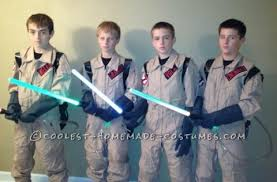 Ghostbusters Halloween Costumes Coolest 70 Homemade Ghost Busters Costumes