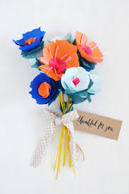 Make Beautiful by Hello Wonderful 11 Gorgeous Ways To Make Paper Flowers