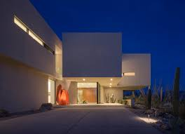 sabino springs house by kevin b howard architects form u0026 frame