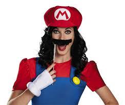 amazon com disguise women u0027s nintendo super mario bros mario