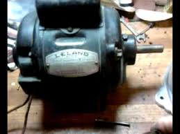 leland 1 4hp 1927 motor youtube