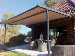 pergola avec toile retractable guide de la pergola pergola rétractable à toit coulissant ou fixe
