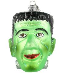 frankenstein ornament rainforest islands ferry