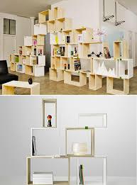 Bookshelf Room Dividers by Reading Room Dividers 13 Creative Bookshelf Designs Urbanist